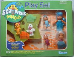 Rare Sea Wees Gift Set in Pristine condition! | by Melon Cookie