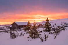 Morning at the barn (Norway) by Jørn Allan Pedersen on 500px