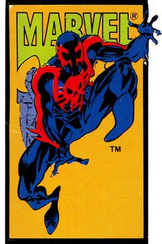 Spider-Man 2099 Corner Box c. 1993