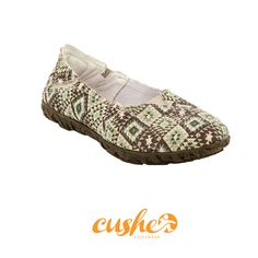 #Cushe Hellyer Tribal Café. Disponible en tiendas ADOC y Hush Puppies en Centroamérica.