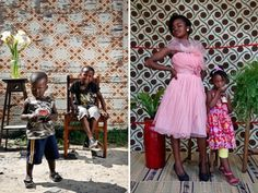 For shutterbug Alexia Webster, photos are something that should be given as well as taken. That's why she set up free outdoor photo studios on street corners around South Africa.