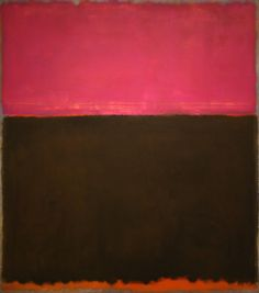 "dailyrothko: """"Mark Rothko, Untitled, 1953 "" """