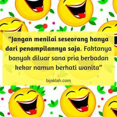 Kata - Kata Bijak Humor Lucu  #KataBijak #Quotes #Motivasi #Inspirasi #motivasidiri #motivasihidup #QuotesLucu #KataBijakSuper #KataMutiara #Humor #KataBijakLucu #KataBijakHumor #motivasi_indo #Quotestagram #QuotesMotivasi #QuotesInspirasi Quotes Lucu, Islamic Quotes, Laughter, Lol, Humor, Words, Funny, Healthy, Qoutes