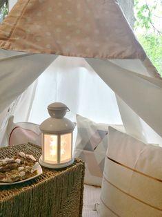 Backyard Camping Ideas and S'mores Bars Recipe #PoweringAdventure  AD