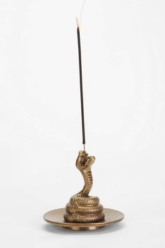 Magical Thinking Snake Incense Holder I actually really NEED this