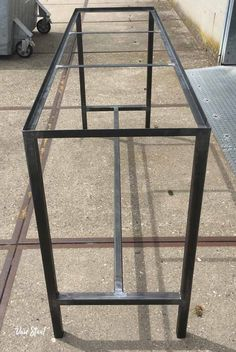 Shopping for Coffee Tables – Metal Welding Welded Furniture, Car Furniture, Iron Furniture, Steel Furniture, Industrial Kitchen Design, Industrial Design Furniture, Furniture Design, Welding Table, Metal Welding