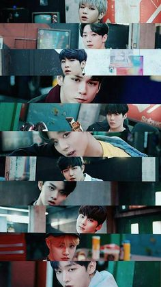 Produce 101 Season 2, Ong Seongwoo, My Destiny, Kim Jaehwan, Ha Sungwoon, Nct Taeyong, One Kings, Kpop Groups, Jinyoung