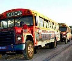 cuba - A very colourful culture.