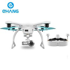 Ehang GHOSTDRONE 2.0 GPS RC Drone Helicopter Quadcopter with 4K Sports camera PK DJI Phantom 3 Standard 4k