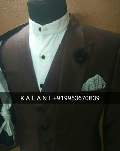 Men Slim Fit Waist coat blazer WhatsApp : +919953670839 Worldwide Shipping & Delivery