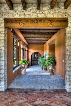 Pasillos Hallway