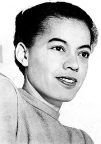 Pauli Murray: Lawyer, writer, and civil rights activist. A founding member of NOW and organizer for the March on Washington Movement in the A notable critic of the Moynihan report & the myth of black matriarchy. Gloria Steinem, Woodstock, Beatles, African American Women, African Americans, We Will Rock You, African Diaspora, My Black Is Beautiful, Black History Month