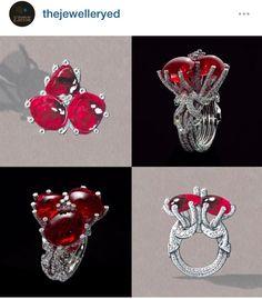 139638b755aa Рубиновые Драгоценности, Дизайн Ювелирных Изделий, Ювелирные Украшения,  Кольца, Наброски, Иллюстрации,