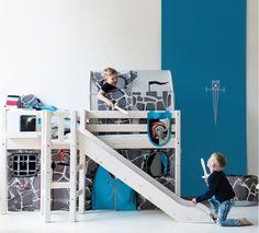 100 Ideas De Dormitorio Para Chicos Habitaciones Infantiles Camas Para Niñas Dormitorios