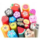 Fimo canes staafjes nail art Canes, Make Up, Nail Art, Girls, Fimo, Maquillaje, Little Girls, Walking Canes, Daughters