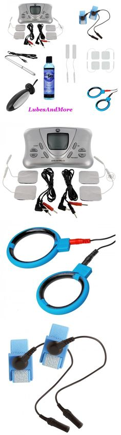 Body Enhancing Devices: Zeus Electrosex Powerbox Multi Devices Box Kit Plus 7 Accessories BUY IT NOW ONLY: $214.99
