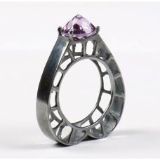 Sweet Heart Frame Ring