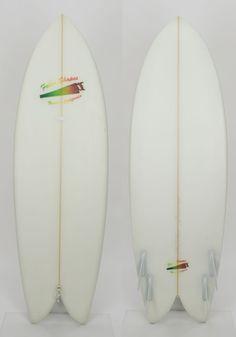 Used 5'6'' Falco Shapes Fish Surfboard - $350