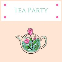 Tea party ideas, games, activities, crafts and book lists #teaparty #teatime #mommyandmetea #teddybeartea Mommy And Me, Book Lists, Tea Time, Tea Party, Teddy Bear, Party Ideas, Activities, Games, Books