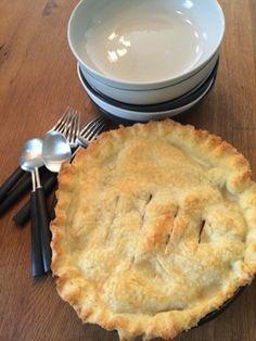 Gluten-Free Apple and Blackberry Pie | Recipes | Nigella Lawson