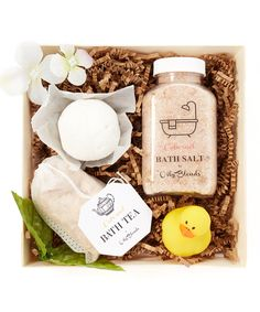 Look at this #zulilyfind! Oily Blends Cabernet Aromatherapy Bath Set by Oily Blends #zulilyfinds