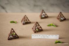 Chocolate Fortune Pyramids 2