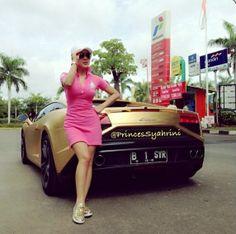 ketua mobil sport indonesia (khusus cewek)