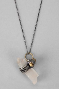 OBEY Crimp Necklace #UrbanOutfitters