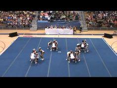 Northgate High School Cheerleading - YouTube