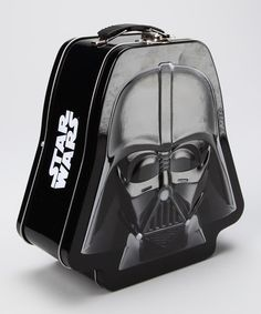 Take a look at this Vandor Darth Vader Lunch Box by Star Wars Collection on #zulily today! And only $9!  I love Zulily!