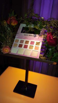 Madison Makeup Ireland Berry Bold palette