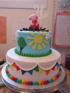 John Deer 1st Birthday — Children's Birthday Cakes