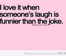 kay, this is me and I wish I wasn't me so I could hear how funny my laugh really is so I knew what everyone was talking about..