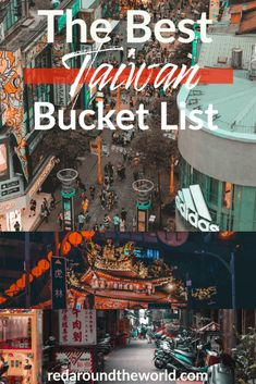 The Best Taiwan Bucket List Ever (80+ AWESOME Ideas!) Red Around the World South Korea Travel, Taiwan Travel, China Travel, Taiwan Night Market, Taiwan Itinerary, Hello Kitty Rooms, Sun Moon Lake, East Coast Road Trip, Travel Advise