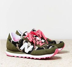 new product 96202 03f08 Workout in style - loving these camo New Balance sneakers