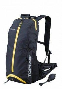 Mam taki plecak, polecam! No, miałem, ale za to długo służył nim się rozpadł ;) Zdjęcie ze strony http://sklep.sportprofit.pl/pl/p/Plecak-Topeak-Air-BackPack-2-Core-Medium/2294