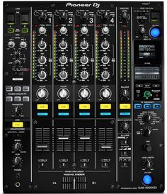 Pioneer DJM-900 Nexus 2 Take your performance to new heights with the DJM-900NXS2, which features our first ever 64-bit mixing processor for a warmer, more nuanced sound. We've fine-tuned the EQ and fader curves and enhanced the FX controls to give you even more creative choice. Plus the versatile DJM-900NXS2 has an independent Send/Return, 4 phono inputs and 2 USB ports – giving you flexibility to set it up your way.