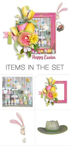 """Have a Happy Easter!!!"" by shortyluv718 ❤ liked on Polyvore featuring art"