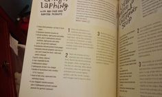 Laphing soup