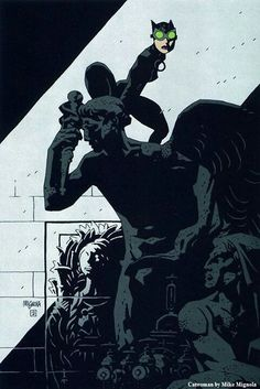 Mike Mignola ★ || CHARACTER DESIGN REFERENCES |