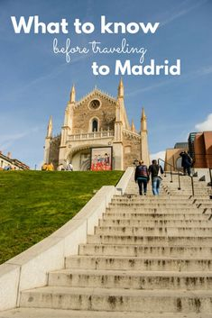 Here are some helpful tips to know before traveling to Madrid! madridfoodtour.com