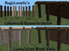 HugeLunatics's Columns & Beams Recoloured