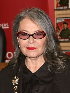 Rosanne Barr -- good grief, do I need to even explain how annoying she is. Overrated, too.