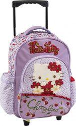 Graffiti Trolley Hello Kitty 169253 Hello Kitty, Fashion Backpack, Under Armour, Graffiti, Backpacks, Bags, Cherry, Handbags, Backpack