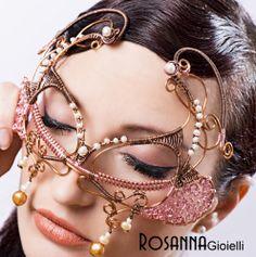 My passion making fashion masks
