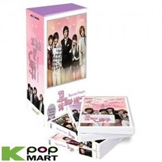 Boys Over Flowers (DVD) (9-Disc) (English Subtitled)