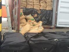 Uma ação conjunta realizada nesta sexta-feira (2) entre a Delegacia da Polícia Federal em Santos, no litoral de São Paulo e a Alfândega do Porto, resultou na apreensão de 600 kg de cocaína. A droga es ...