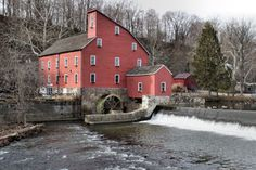 Grist Mill by *MistressVampy on deviantART