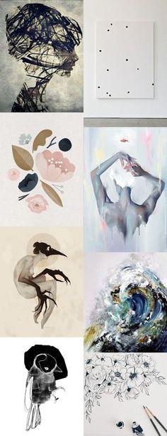 ART INSPIRATION: NOVEMBER