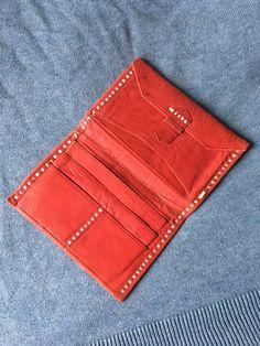 Mijn eerste portefeuille, ik heb hem nog steeds!